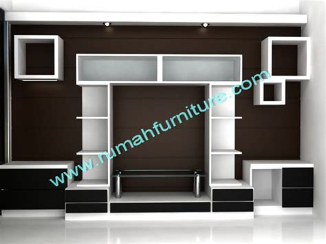 Rak Kabinet Tv Panel Rak Tv Rumah Furniture
