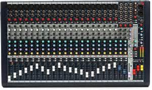 Sound Desk Software Soundcraft Mfxi 20 Gearnuts Com