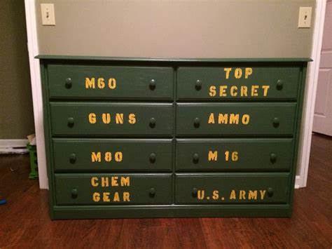 17 best ideas about boys army room on army