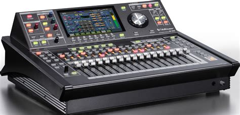 Mixer Audio 32 Channel roland system m 300 32 channel v mixer compact live