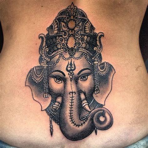 tattoo lord ganesha significado estilos de tatuajes encuentra el estilo que m 225 s te