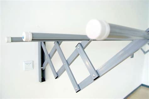 Jemuran Silver Hanger Gantungan aluminium lipat remote jemuran jemuran ditarik otomatis