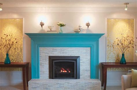 brick fireplace paint colors fireplace designs
