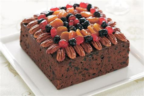 glazed fruitcake recipes bite