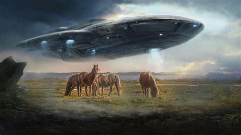 photo manipulation spaceship horse stellaris wallpapers