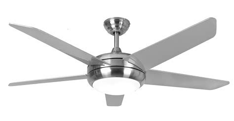 54 contempo led brushed nickel fan with remote eurofans neptune 54 brushed nickel ceiling fan remote