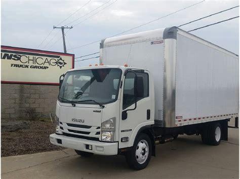 2016 isuzu npr hd trucks box trucks for sale 41 used