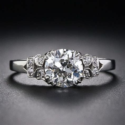 7 Engagement Rings From Since1910 by Ring Kvinnligt