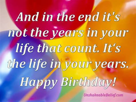 Birthday Quote Inspirational Birthday Quotes Quotesgram