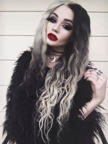 black and white hair color hair raising ideas for your do get them now