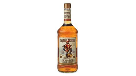 Top Shelf Spiced Rum by Ohio Liquor Sales Top 1 Billion See The Top 10 Brands In