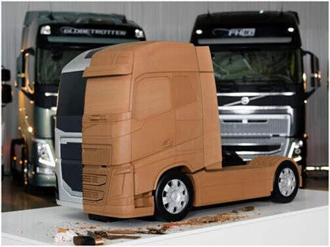 volvo trucks china volvo trucks truck design requires insight into the future