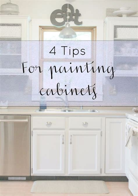 tips on painting kitchen cabinets 17 best images about painting tips on pinterest oak