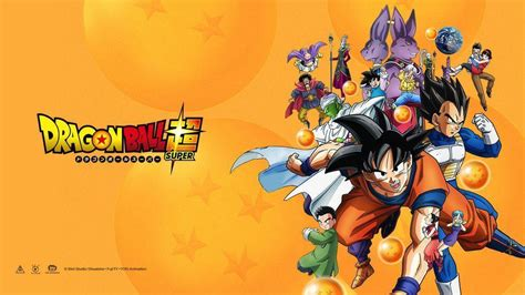 wallpaper dragon ball bergerak dragon ball super wallpapers wallpaper cave