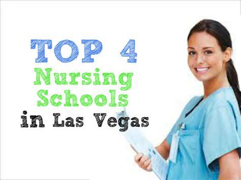 Top Nursing Schools by Nurses Choice The Best Nursing Schools In Las Vegas