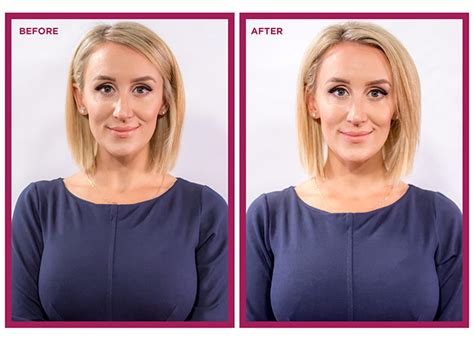 viviscal before after how to make thin hair appear fuller