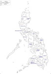 Philippines Map Outline by Philippines Free Map Free Blank Map Free Outline Map Free Base Map Outline Regions Names