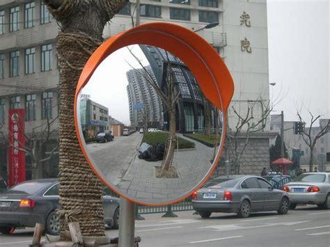 Cermin Cembung Jalan Raya deti fahreza cermin dan lensa