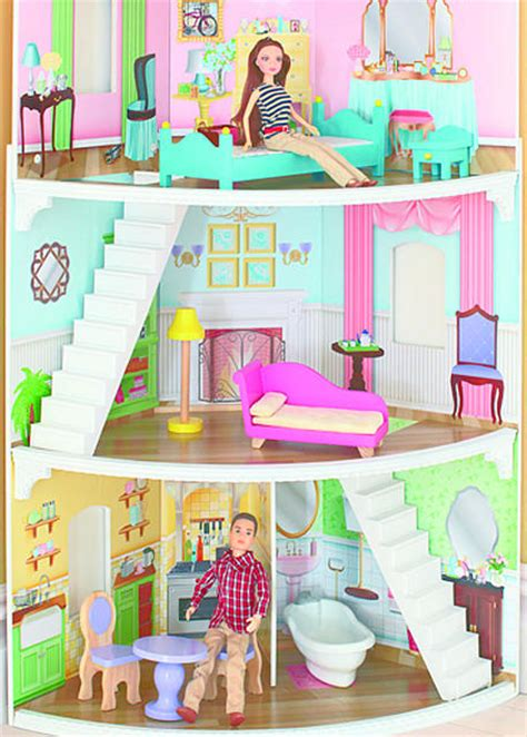 toys are us doll houses imaginarium my corner wooden dollhouse only 35 99 reg 99 99 at toys r us