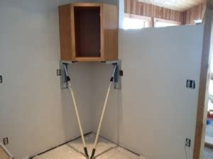 installing used kitchen cabinets stand in the 1 cabinet jack thestand in com