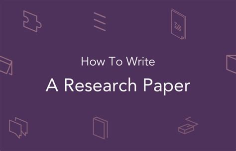 How To Make A Research Paper - how to write a research paper extended guide essaypro