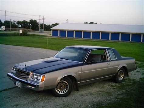 different types of buicks buick s aggressive quot t type quot fleet for 1983 in