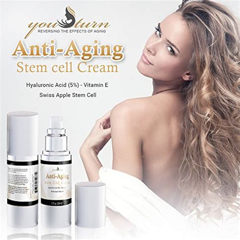 Anti Aging Stem Cell Apple stem cell therapy anti aging daily moisturizer