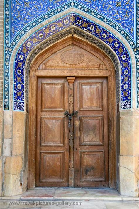 Wooden Door by Pictures Of Iran Esfahan 0031 Traditional Wooden Door