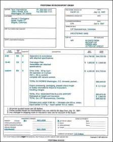 proforma invoice free to do list