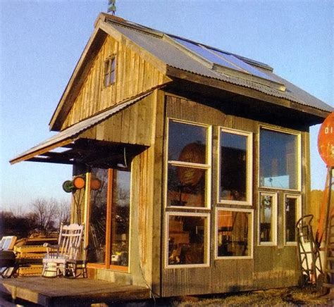 Tiny Home With Greenhouse 13 Cheap Diy Greenhouse Plans Grid World
