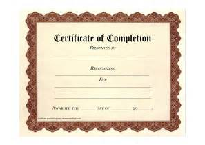 certificate of accomplishment template free certificate of accomplishment templates besttemplates123