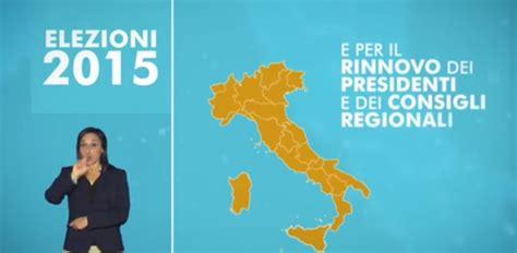 ministero interni elezioni regionali come si vota alle elezioni regionali e comunali il post