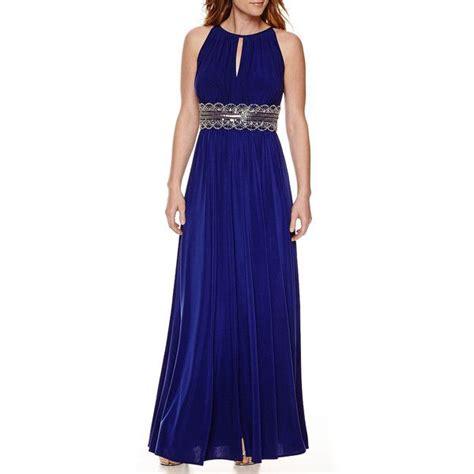 r m richards sleeveless beaded evening gown r m richards sleeveless beaded halter dress 90 liked on