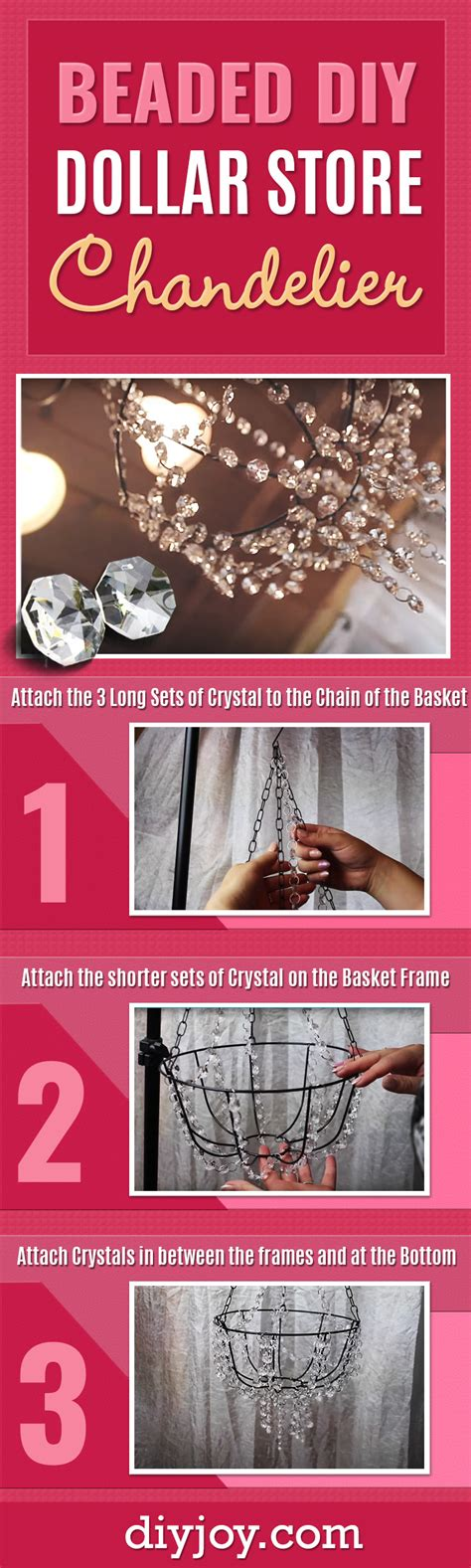 Inexpensive Home Decor Websites Amazingly Inexpensive Beaded Chandelier That Is Sure To