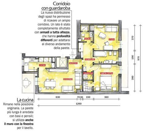 pianta appartamento 120 mq una casa di 80 mq superfunzionali cose di casa