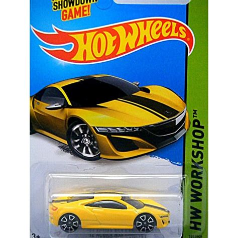 Diecast Hotwheels Nsx Concept wheels 2012 acura nsx concept vehicle global