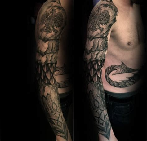 polish tribal tattoos 60 eagle designs for coat of arms ink