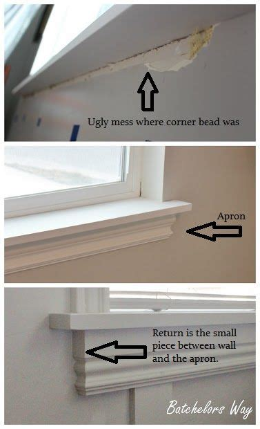 How To Remove Interior Window Sill by 25 Best Ideas About Interior Window Trim On