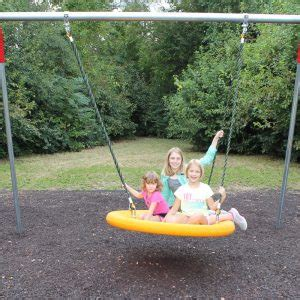 multi person swing efficient amenities playground equipment and site