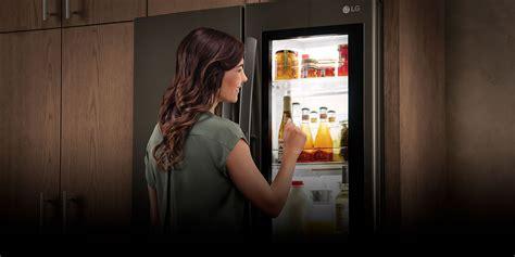 Lg French Door In Door Refrigerator - lg instaview door in door premium style amp design lg usa