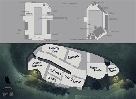 hobbit hole floor plan bagend 2 bedroom floor plan who said i can t build a