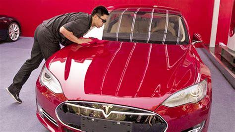 Tesla Incentives California May Waive Environmental For Tesla Battery