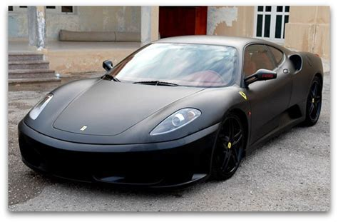 matte black matte black car wrap images