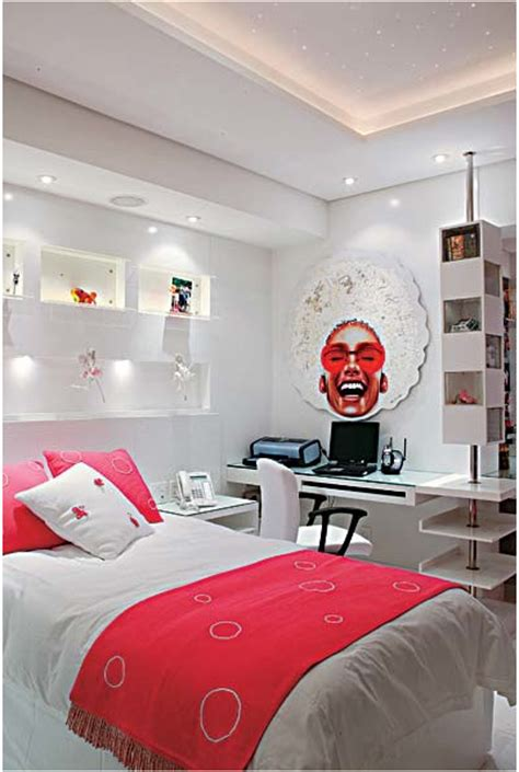 modern girls bedroom key interiors by shinay 15 modern girl room spaces