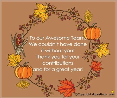thanksgiving card to employees template happy thanksgiving letter letter of recommendation