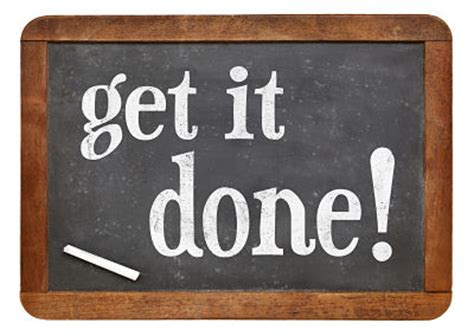 Get The Done five ways to get it done drew s marketing minute