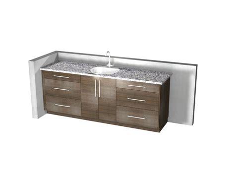 standard vanity standard vanity layout