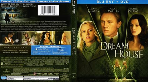 dream house movie dream house movie blu ray scanned covers dream house