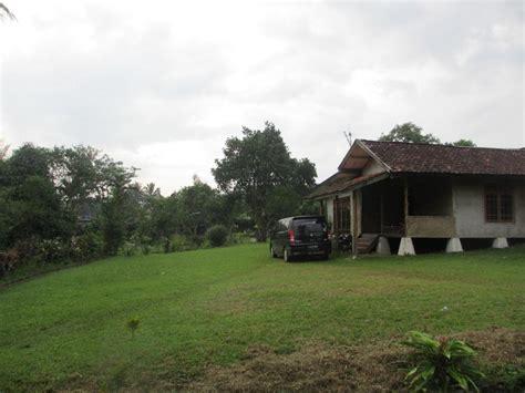 villa dijual jual tanah berikut bangunan  cicurug sukabumi