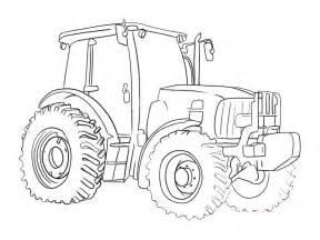printable coloring pages deere tractors 25 best tractor coloring pages to print